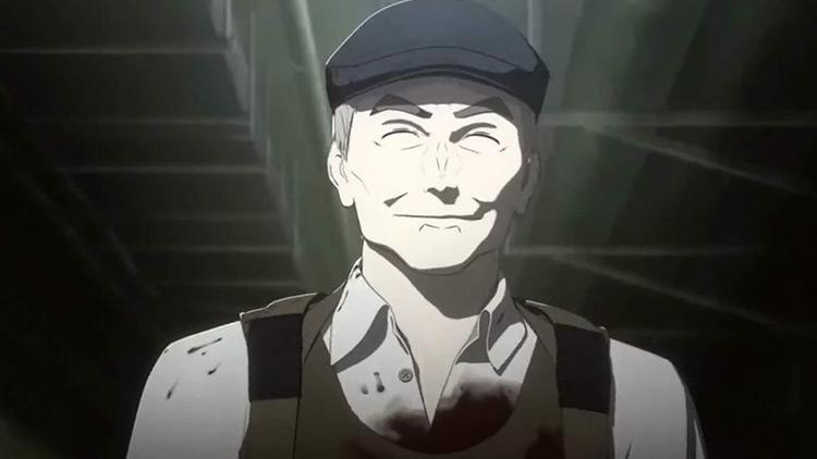 Satou Ajin: Demi-Human anime screenshot