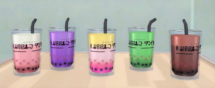 Bubble Tea CC