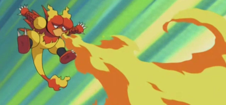15 Underrated Fire-Type Pokémon That Are Worth Catching