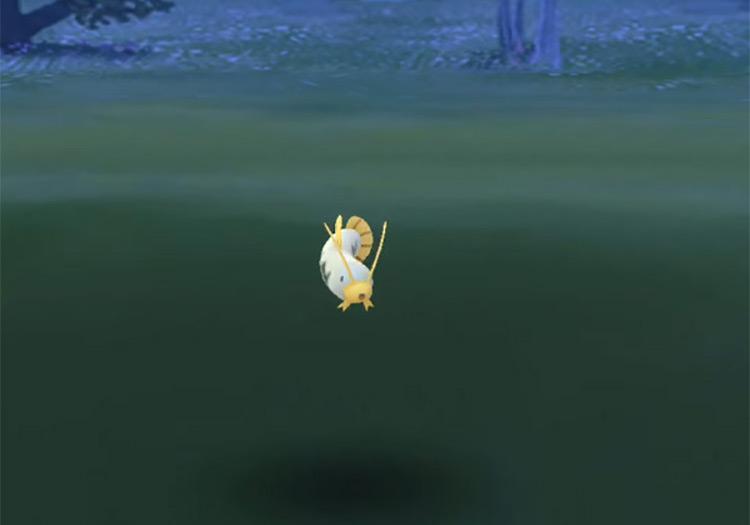 Shiny Barboach in Pokémon GO