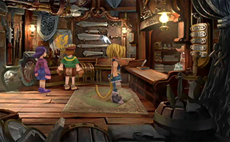 Buy One of Everything in FFIX