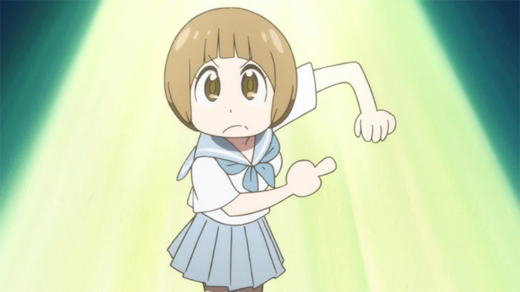 Mako Mankanshoku in Kill la Kill