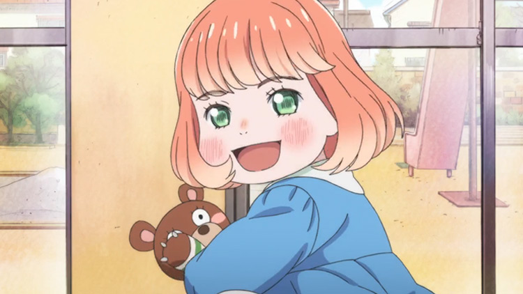 Momo Kawamoto from March Comes In like a Lion anime