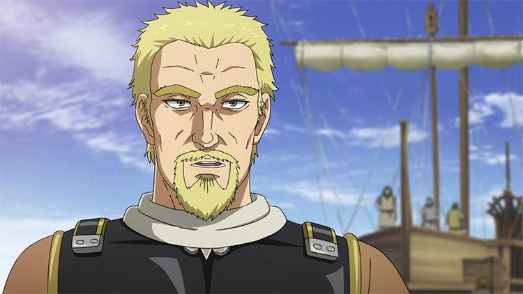 Askeladd in Vinland Saga anime
