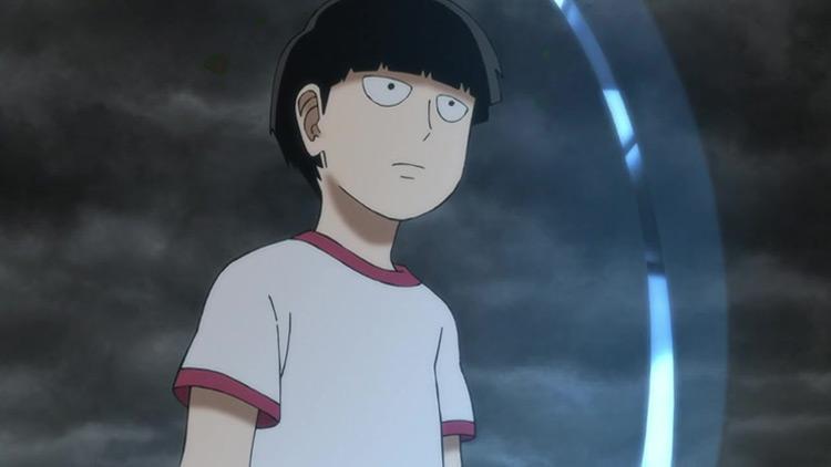 Shigeo Kageyama in Mob Psycho 100 anime