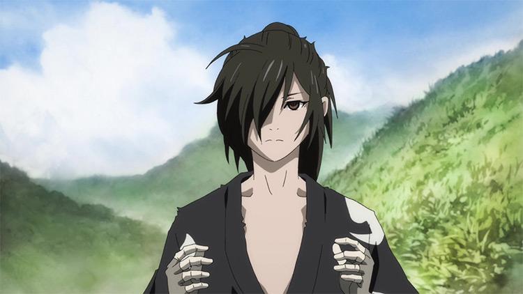 Hyakkimaru Dororo anime screenshot