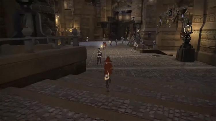 Uldah in FFXIV screenshot