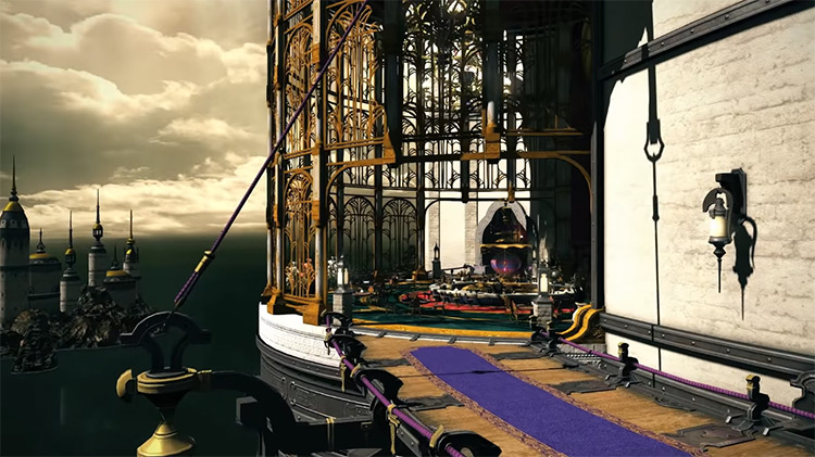 Eulmore in Final Fantasy XIV