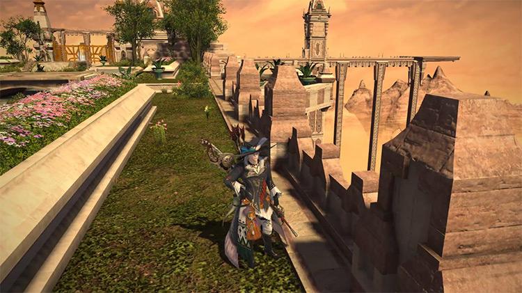 Ala Mhigo FFXIV screenshot