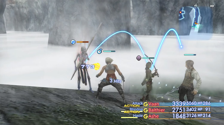 Nabreus Deadlands - Overlooking Eternity in Final Fantasy XII