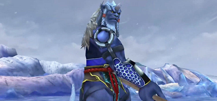 Kimahri's Best Overdrives in FFX (All Ronso Rages, Ranked)