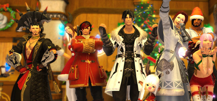 FFXIV: What is a Free Company? (And Why Join One)