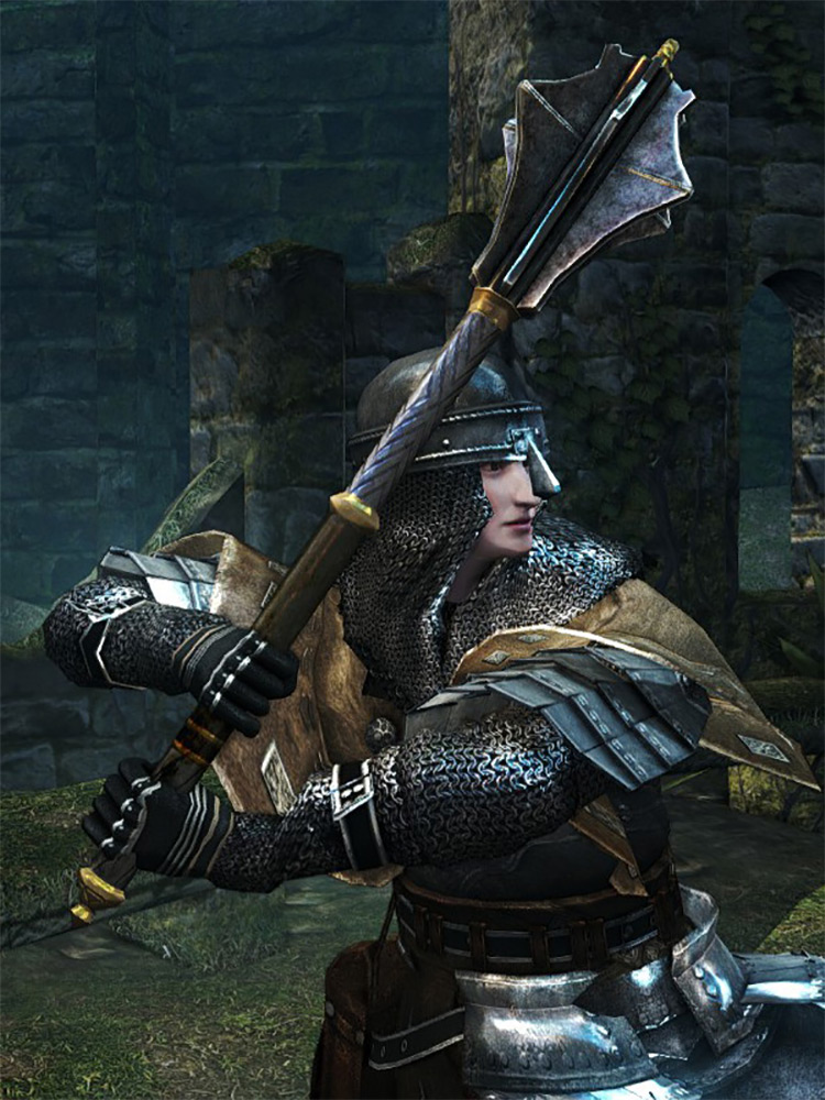 Mace from Dark Souls 1 Remastered