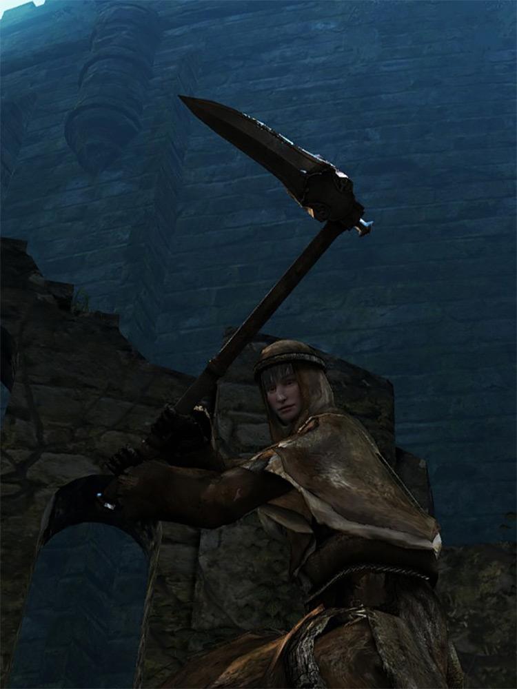 Warpick from Dark Souls 1 Remastered
