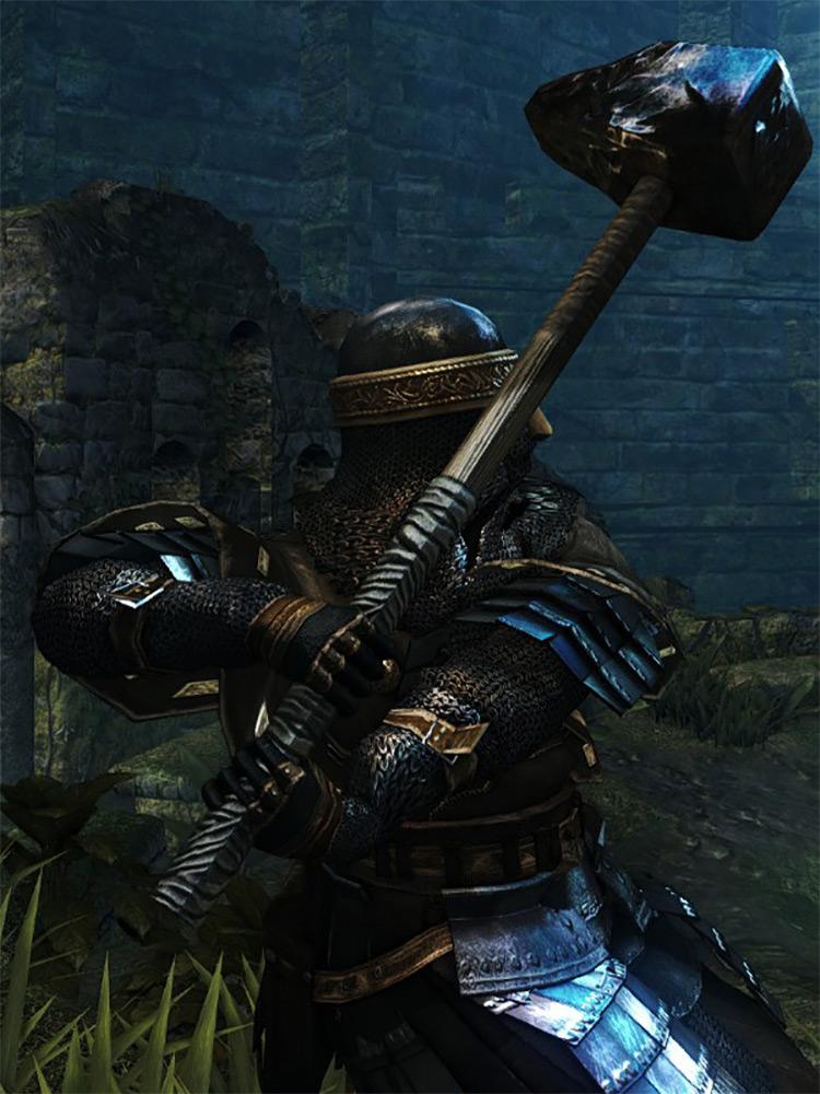 Blacksmith Hammer in DS1 Remastered