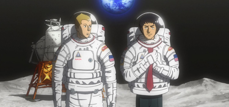 A-1 Pictures Space Brothers Screenshot