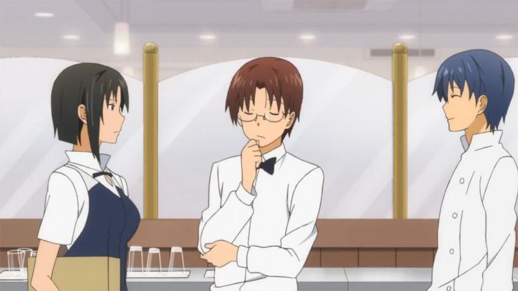 Working!! 2010 anime screenshot