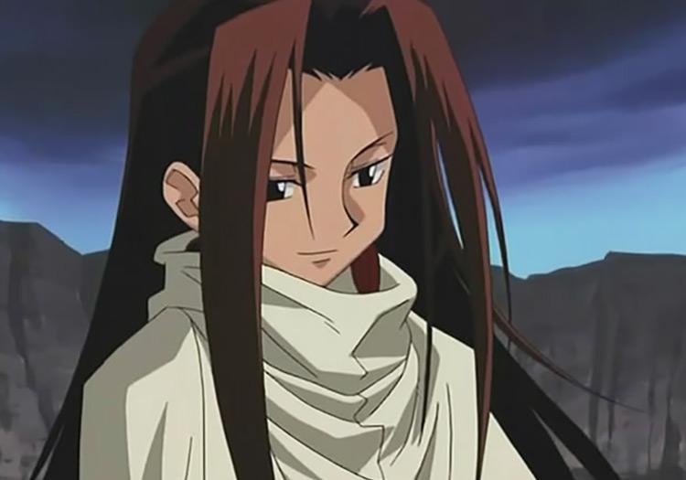 Asakura Hao from Shaman King anime