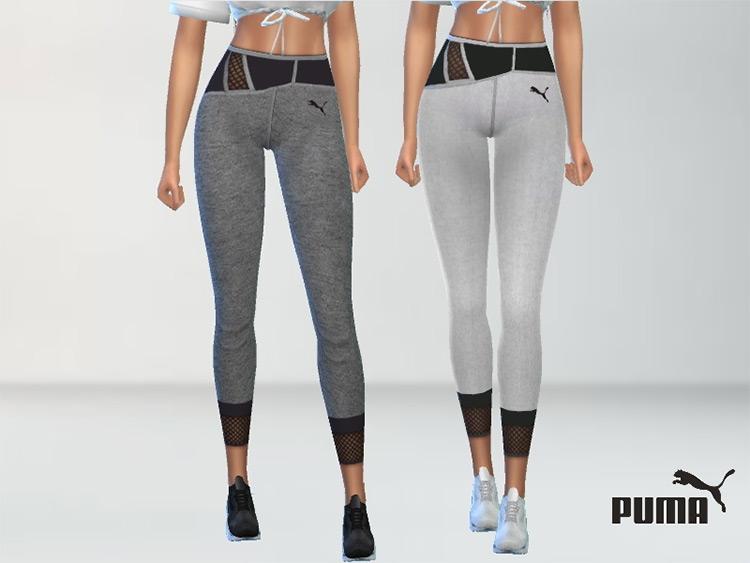 Puma Leggings Sims 4 CC