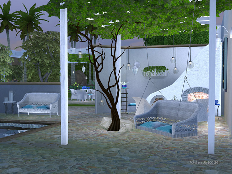 Ina's Outdoor Sims 4 CC