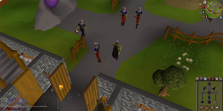 Yanille Player House in OSRS
