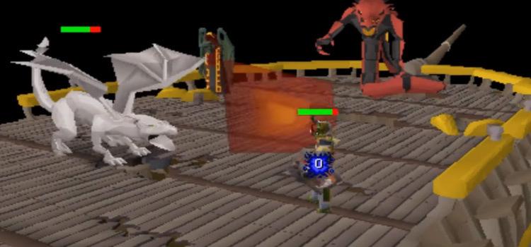Dragon Slayer II Screenshot from OSRS