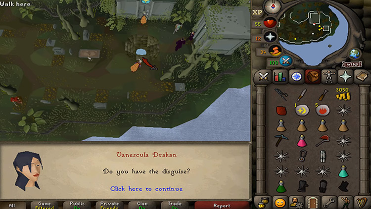 Sins of the Father OSRS Quest