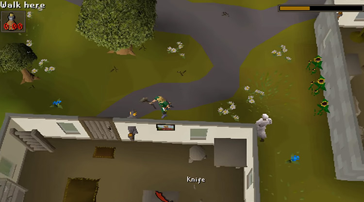 One Small Favour OSRS game screenshot