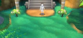 Pokemon Sun HD Screenshot of Route 1