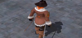 Corsair build in Final Fantasy XI