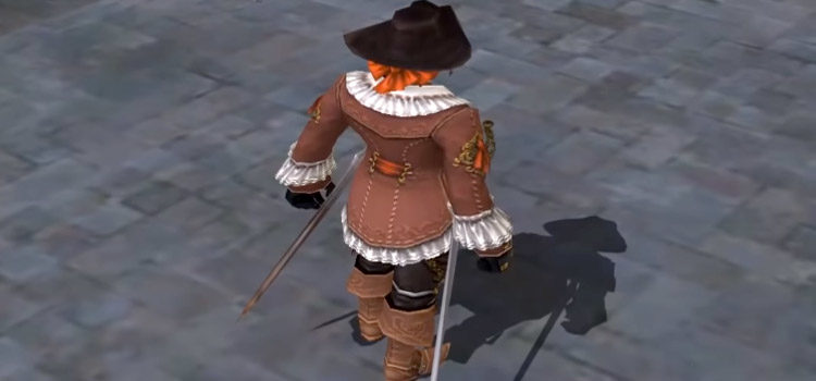 FFXI: The Best Subjobs For Corsair