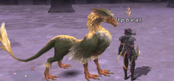 Falcorr with Beastmaster in FFXI