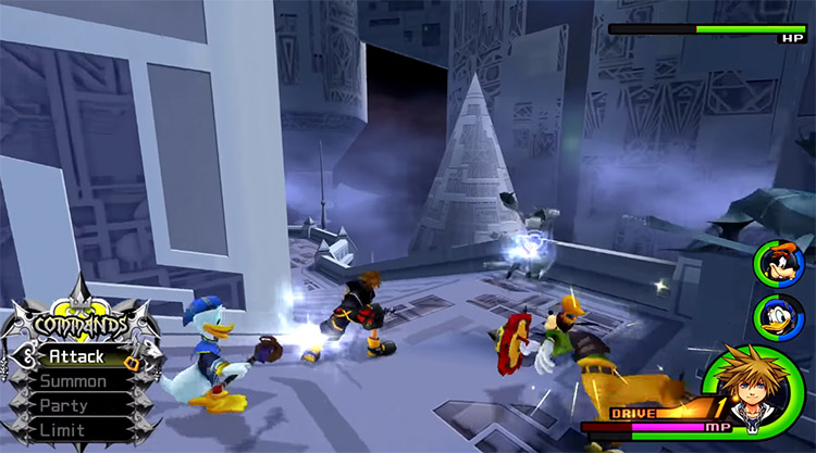 TWTNW Grinding Screenshot from KH2.5