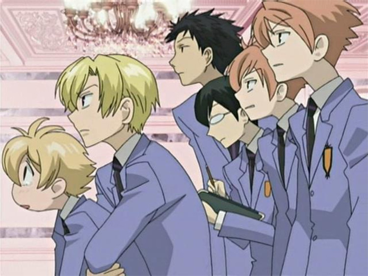 Ouran High School Host Club screenshot