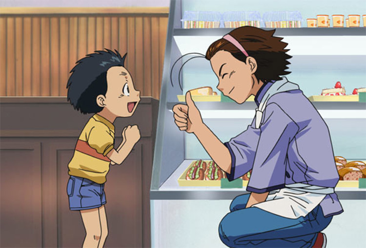 Yakitate Ja-pan screenshot