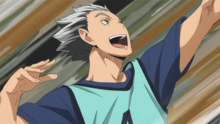 Haikyuu anime screenshot