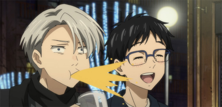 Yuri!!! On Ice screenshot