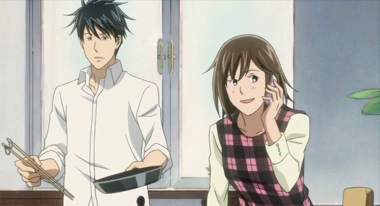 Nodame Cantabile anime screen