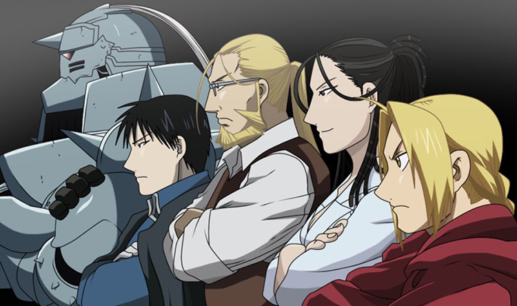 Fullmetal Alchemist Brotherhood Episode Screenshot