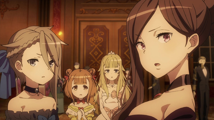 Princess Principal Japanese Anime Preview
