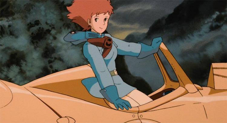 Kaze no Tani no Nausicaa Scene Screenshot