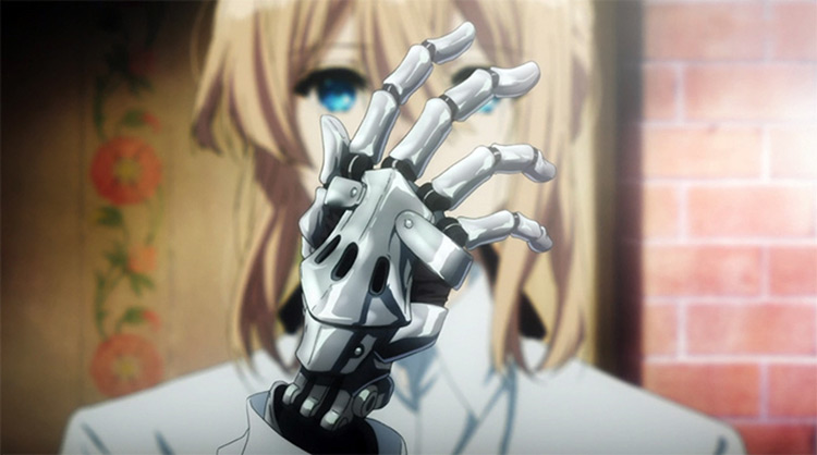 Violet Evergarden Anime Series