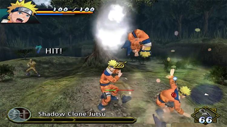 Uzumaki Chronicles Los 15 mejores (y peores) videojuegos de Naruto , clasificados