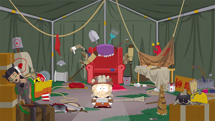 South Park: The Fractured but Whole Walkthrough Gameplay Screenshot