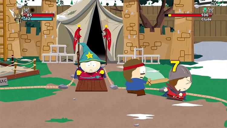 South Park: The Stick of Truth Walkthrough Screenshot