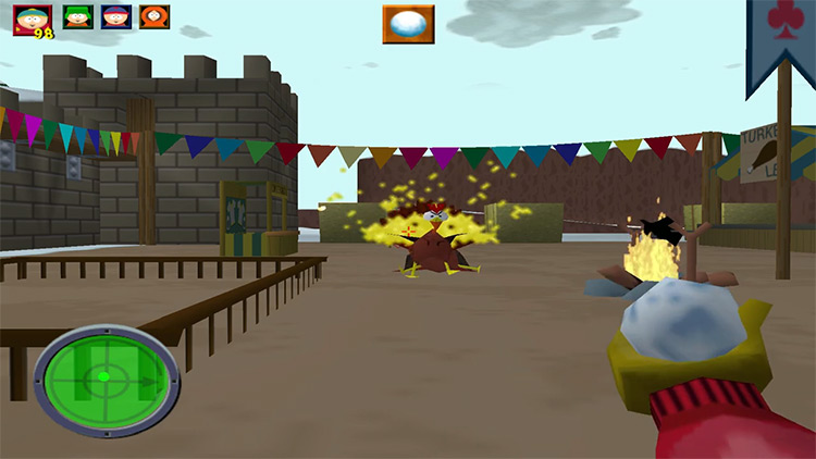 South Park Official PC Game Screenshot