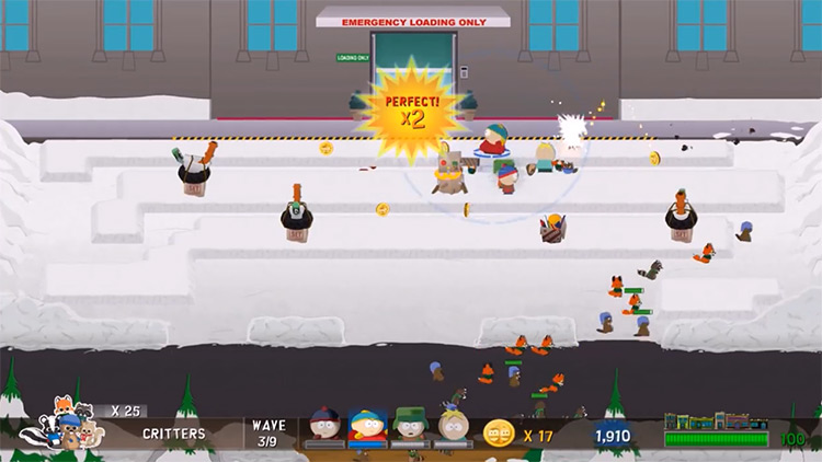 South Park Let's Go Tower Defense Play! Game Demo