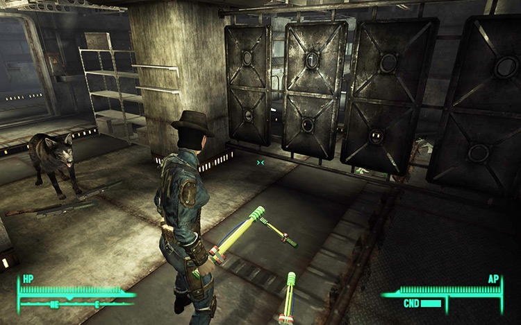 Classic Fallout Weapons Fallout 3 Mod