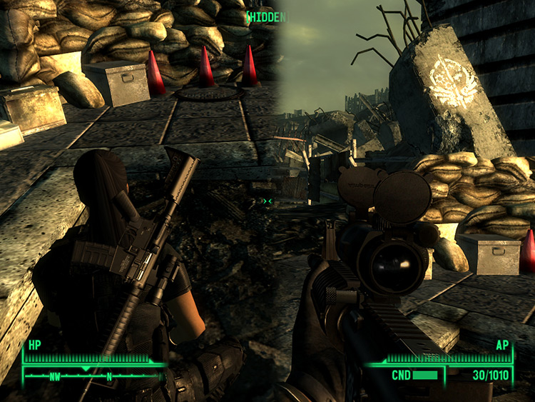 M4 Carabines Fallout 3 Mod