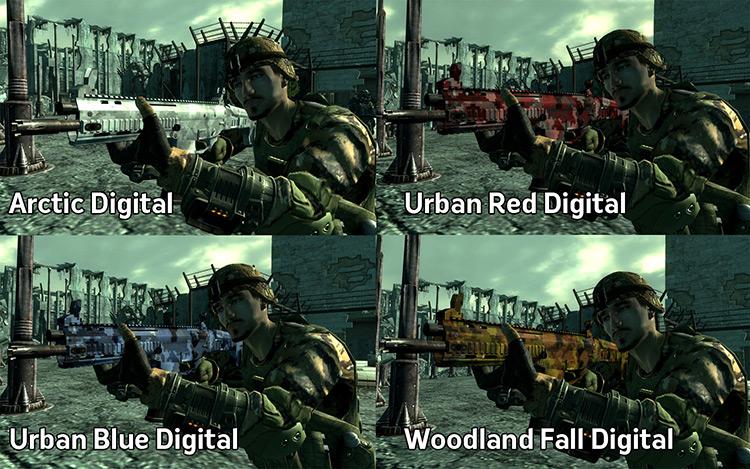 Zeaoletlees ACR Fallout 3 Mod